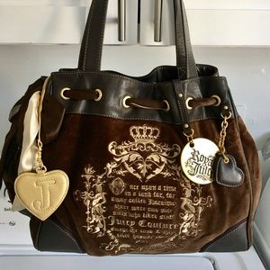 Juicy Couture Shoulder Handbag